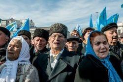 Крымские татары готовы защищать свою родину в рядах Нацгвардии