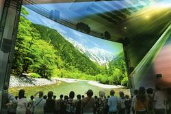 В Японии проходит тестирование 8K-видео