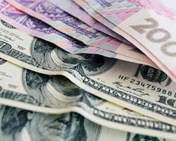 Нацбанк понизил официальный курс гривны к доллару на Форексе почти на 47 копеек