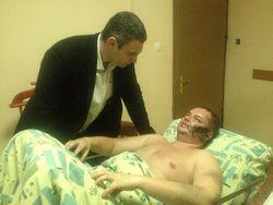Милиция пытается арестовать Дмитрия Булатова в клинике