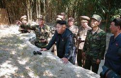 Ким Чен Ын планирует довести боеготовность армии до высокого уровня