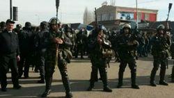 В Азербайджане бунтуют против роста цен, полиция применила слезоточивый газ