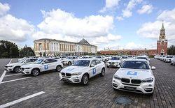 Российские олимпийцы начали распродавать подаренные правительством авто