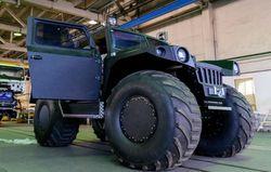 Overcomer - новый автомобиль белорусского производства
