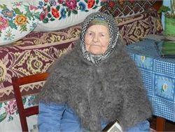 Старейшая жительница планеты живет в Украине – СМИ