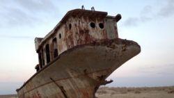 Город Муйнак попал в список самых страшных мест мира