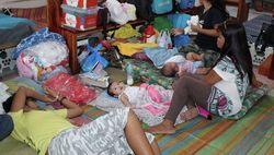 На Филиппины наступает тайфун «Хагулит» - людей эвакуируют
