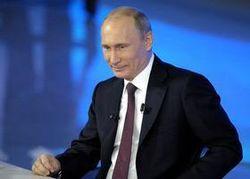 В риторике Путина появились новые акценты – западные СМИ