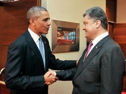 Не основной союзник, а специальный: Обама договорился с Порошенко