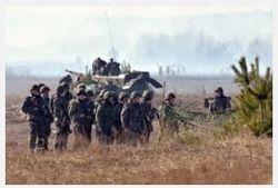 Под Краматорском военные частично разоружились в обмен на снятие блокады