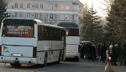 Пресловутые автобы, перевезшие весь Донбасс в Киев