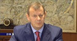 Клюев подтвердил арест своих банковских счетов в Австрии