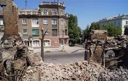 Десять дней без воды и света – горсовет о Луганске