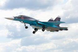 """Компания """"Сухой"""" поставила партию Су-34 для ВВС РФ"""