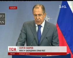 Лавров развеял мифы о введении войск РФ в Украину