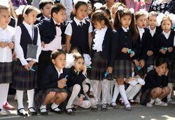 Соцпроблемы Узбекистана: даже строительство туалета в школе г. Кувасой возложили на родителей