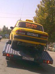 Нравы ГАИ Узбекистана: сначала избили, затем отобрали автомобиль