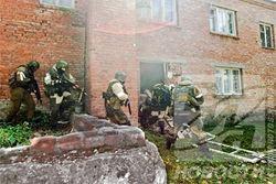 Силы антитеррора в Донбассе наносят удары по позициям террористов
