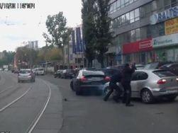 Причиной стрельбы на Подоле в Киеве было полмиллиона гривен