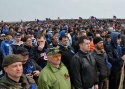«Народный мэр» Славянска готов к переговорам только после обмена пленными