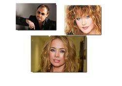 Жанна Фриске и Стас Михайлов остаются популярнейшими звездами шоу-бизнеса РФ