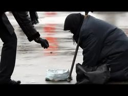 За прошлый год в России стало на 600 тысяч больше бедняков
