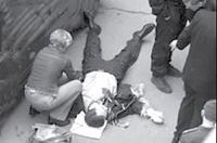 Охранник застрелился на работе в ювелирном магазине