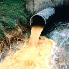 ТОП-5 самых грязных рек Украины
