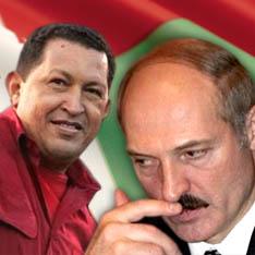 Чавес подарил Лукашенко 2,7 миллиарда долларов