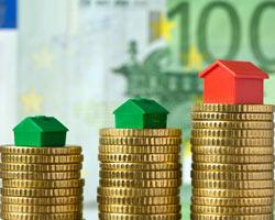 В Великобритании выросла общая сумма ипотечного кредитования
