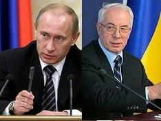 Николай Азаров,Путин