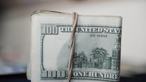Курс доллара w