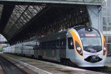 Уже можно купить билет на скоростной поезд «Хюндай» «Киев-Донецк»