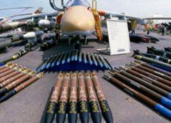 Основная доля экспорта украинского оружия приходится на страны Азии