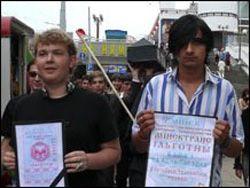 В белорусской столице 21 июня задержали активистов «Zмены»