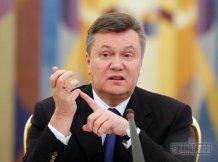 Янукович провел перестановку в СБУ и сменил ректора Нацакадемии