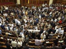 В Верховной Раде Украины самые многодетные – представители оппозиции