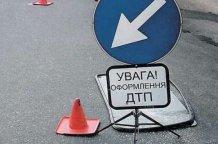 В Харькове столкнулись маршрутка и иномарка - последствия