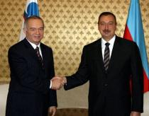 Узбекистан и Азербайджан