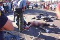 Очередное кровавое ДТП в Казахстане