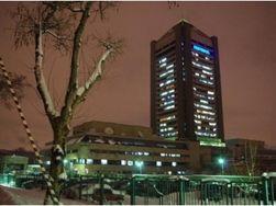 """Украина: в занятом """"Беркутом"""" телецентре Киева отменены все съемки"""