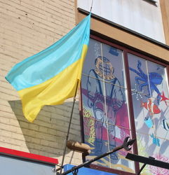 В Хорватии туристы из России и Украины поссорились из-за флага