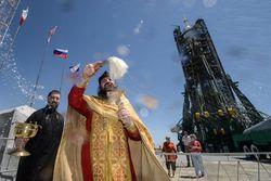 Космос и религия: Неосвященые ракеты плохо летают - РПЦ