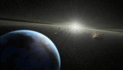В России разработают программу борьбы с астероидами