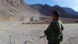В перестрелке на таджикско-киргизской границе погиб один человек