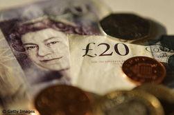 Британский фунт консолидируется в районе 1,6570