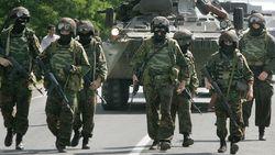 Российская армия начала очередные маневры у границы с Украиной