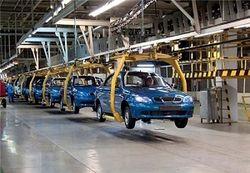 Производство автомобилей в Украине стремительно падает