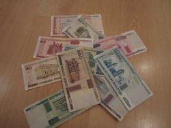 Курс белорусского рубля на Форекс укрепился к евро