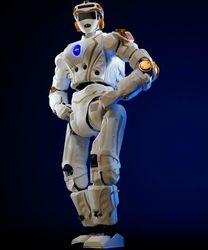 В США показали марсианского робота